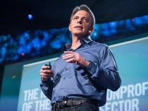 Dan Pallotta: Smarter than me (source: TED.com)